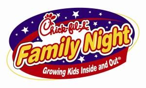 chick-fil-a family night